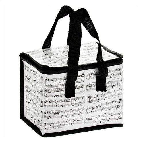 צידנית תרמית / לאנצ'-בוקס תווים מוסיקליים