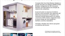 Purcom ganha prêmio mundial de compósitos