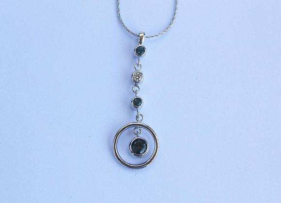 Circle Dangle Pendant