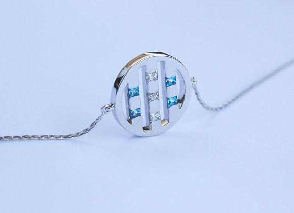 Circle Bar Bracelet