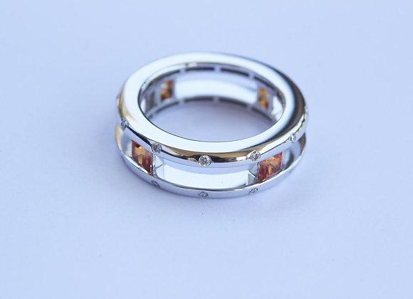BK Signature Ring