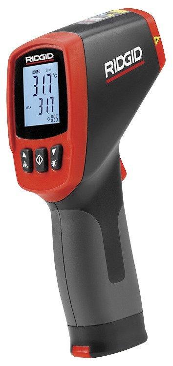 Ridgid micro IR-200 termometer. -50° til 1200°C