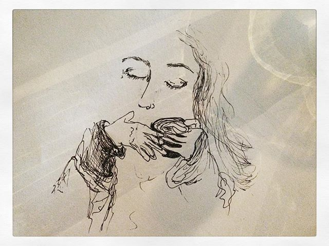 <Morning coffee>