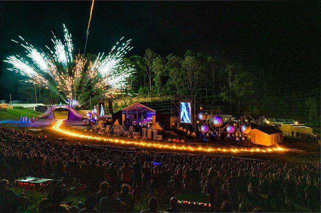 Lead performer, Woodford Folk Festival Fire Event, 2018-2019