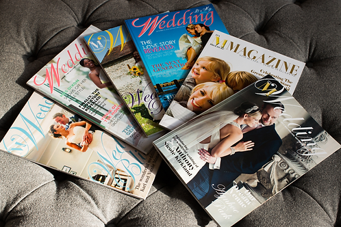24 page personalised magazine heirlooms