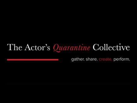 The Actors Quarantine Collective