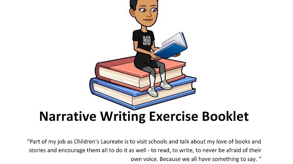 English Narrative Writing Pack