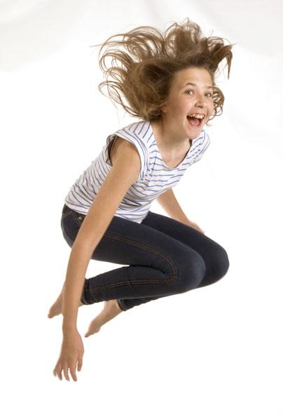 Jump Gaby