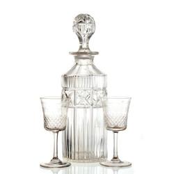 _DSC6556 vintage cut glass set