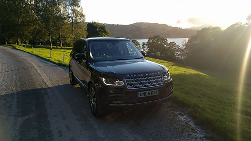 Range Rover Hire for Lake District tour