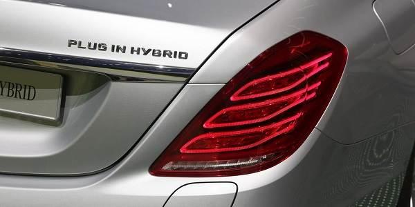 Mercedes S500 Hybrid