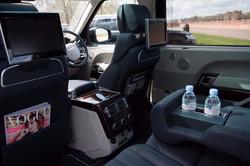 Range Rover Entertainment