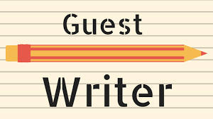 Guest Writer on Blog