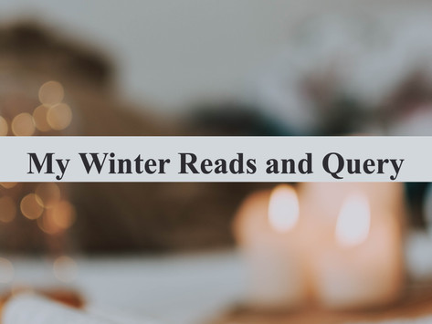 My Winter Reads and Query