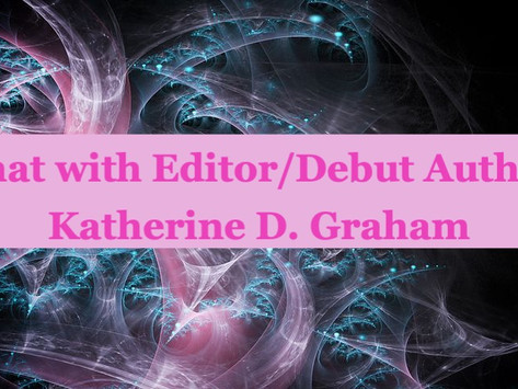 Chat with Editor/Debut Author Katherine D. Graham