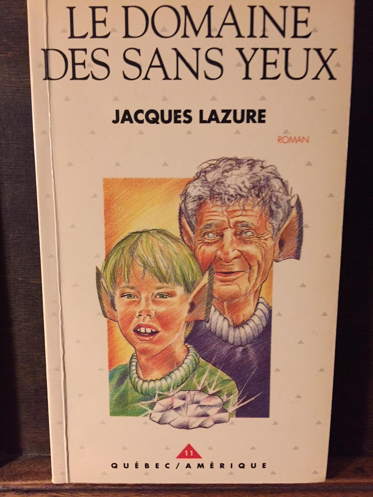 Le Domaine des Sans Yeux