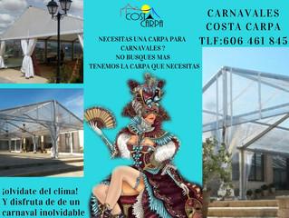 Carpas Para  Carnavales