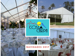 Navidad Costa Carpa 2017
