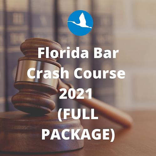 Florida Bar Crash Course 2021
