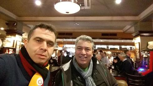 Liverpol-Arsenal maçı öncesi pub