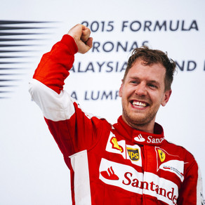 Sebastian Vettel's Top 5 moments for Ferrari (so far)