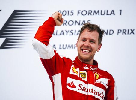 Sebastian Vettel's Top 5 moments for Ferrari (so far)