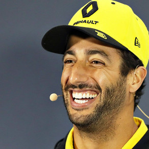 Official: Daniel Ricciardo joins McLaren for 2021