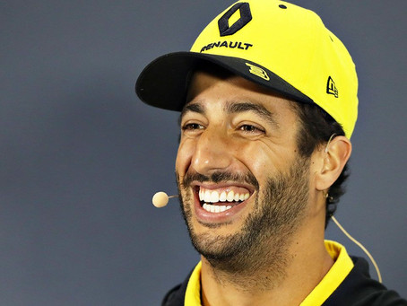 Official: Daniel Ricciardo joins McLaren for 2021