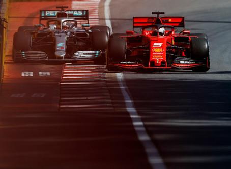 Controversial Canada: Hamilton wins but Vettel steals the discussion