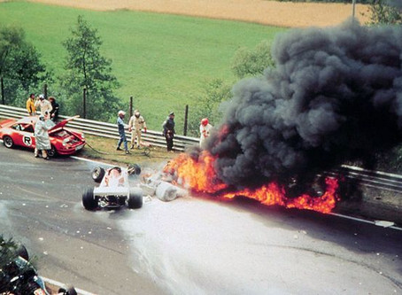 Niki Lauda: Sports Greatest Comeback