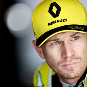 Official: Nico Hulkenberg replaces Sergio Perez at the British GP