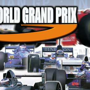 A Childhood Captured: F1 World Grand Prix
