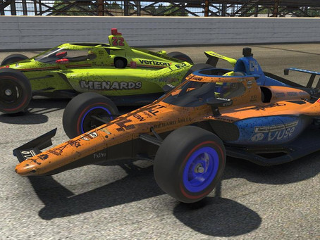Pagenaud unsportsmanlike behaviour casts a shadow over Sim-Racing
