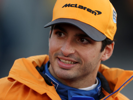 Official: Carlos Sainz joins Ferrari for 2021 season