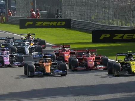 Italian GP: Hulkenberg, Sainz and Stroll escape penalties