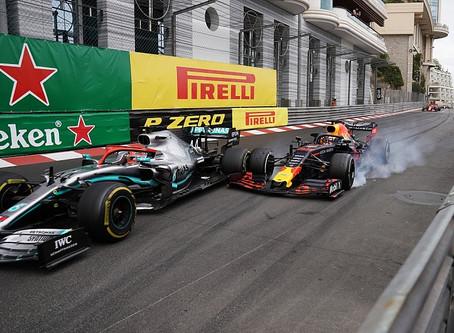 Monaco GP: Heroic Hamilton holds off Verstappen to win