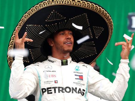 Vintage Hamilton wins the Mexican GP