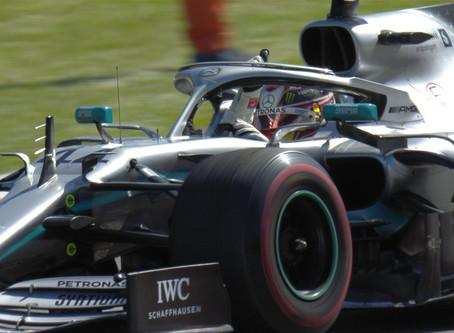 Dominant Hamilton: 5th Straight 1-2 Finish for Mercedes at the Spanish GP