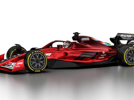 F1 2021 Car Reveal