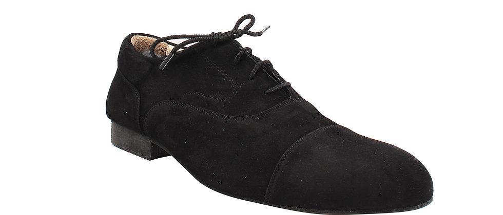 Black Suede Sharp