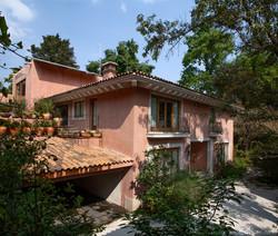 Las Campanas House