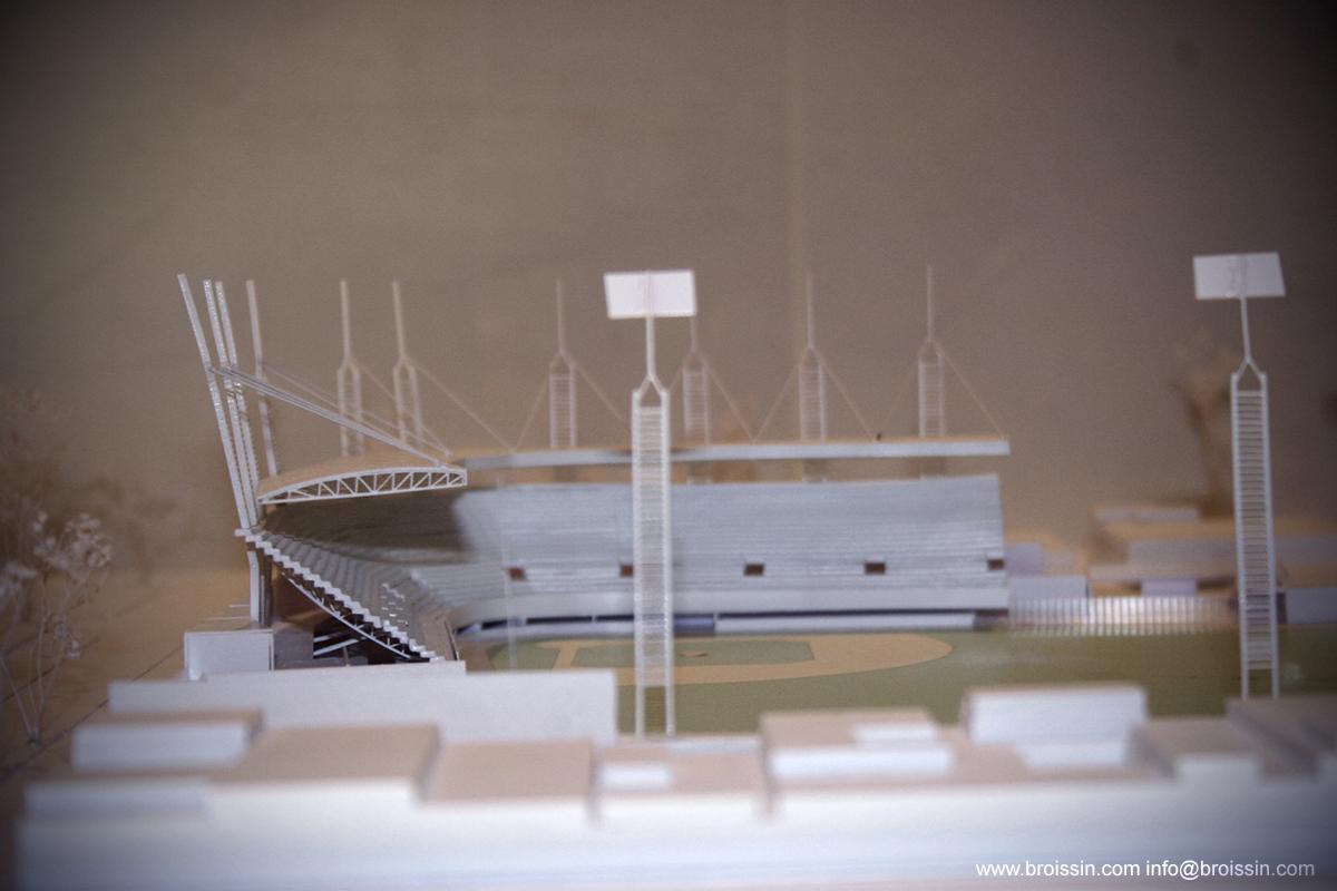 Modelo del Estadio