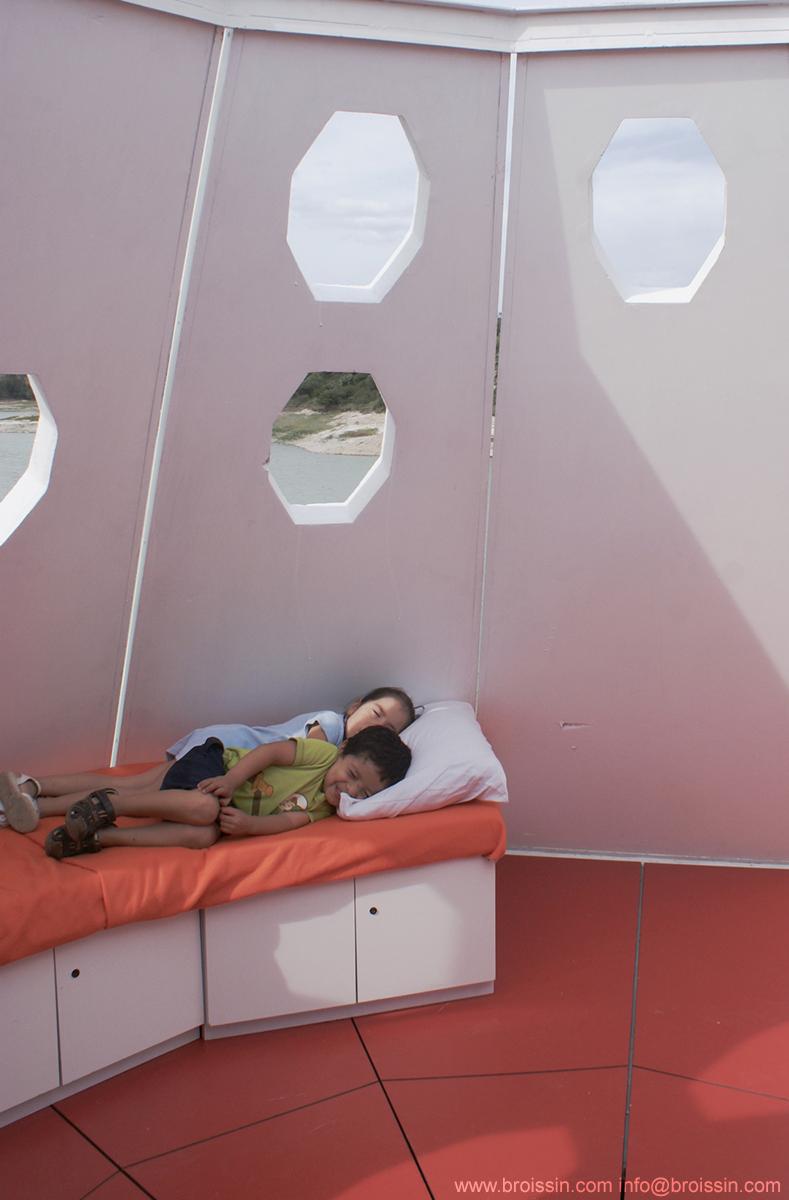 Shelter 02 Interior