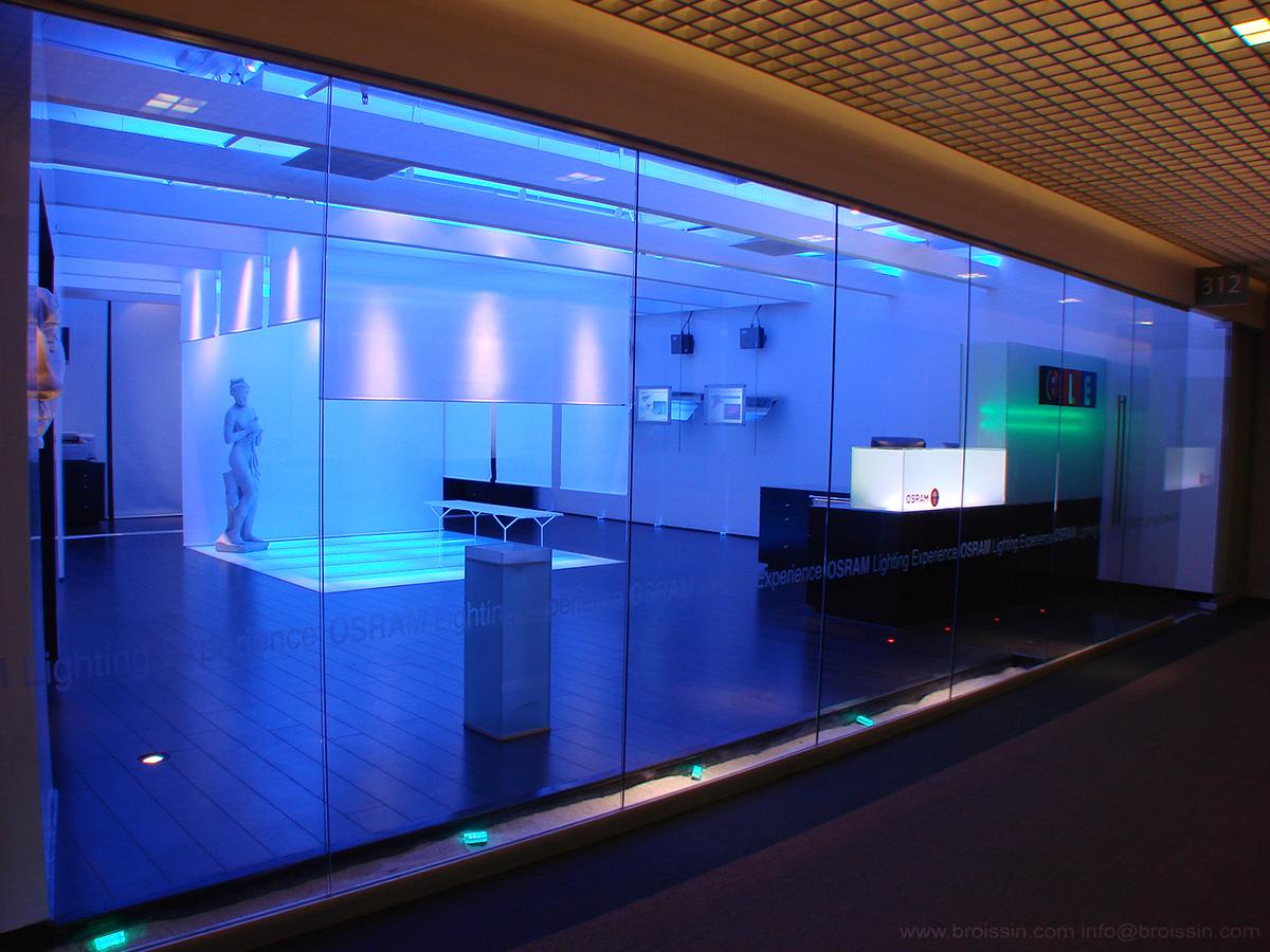 OSRAM Showroom