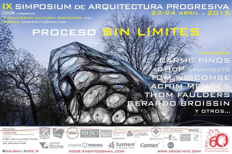Progressive Archirtecture Symposium