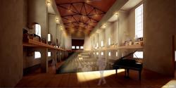 Arvo Part Hall