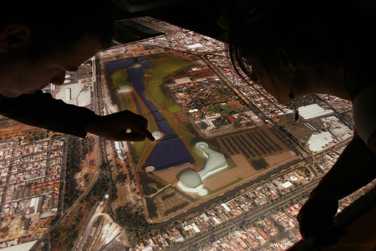 Modelo Parque Bicentenario