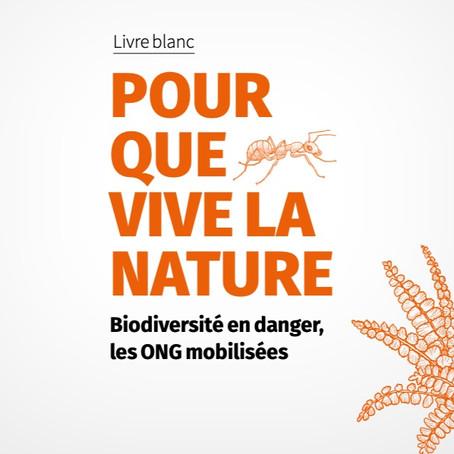 Livre blanc : Pour que vive la nature