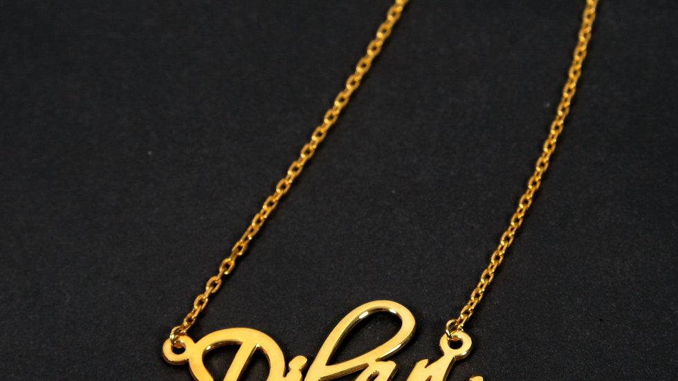 Name Nacklace