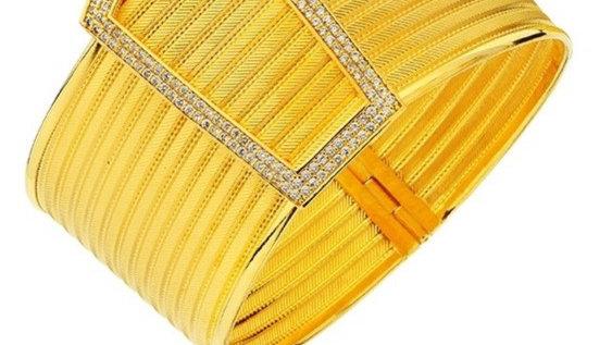 "Gold Plated ""Kelepçe"""